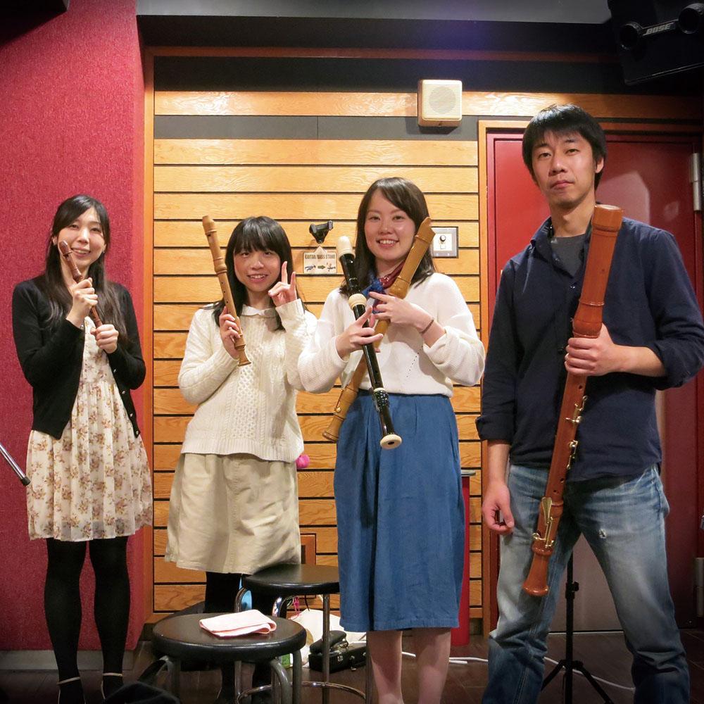 笛人の音楽隊