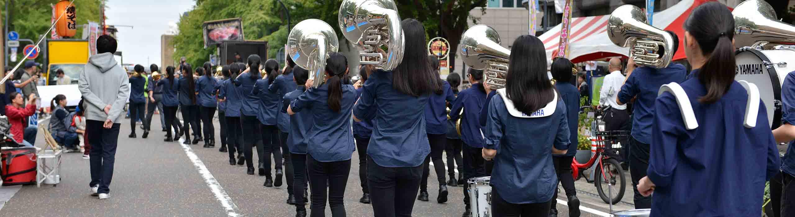 ホッチポッチミュージックフェスティバル2017 〜ごちゃまぜでハッピネス〜 日本大通り会場