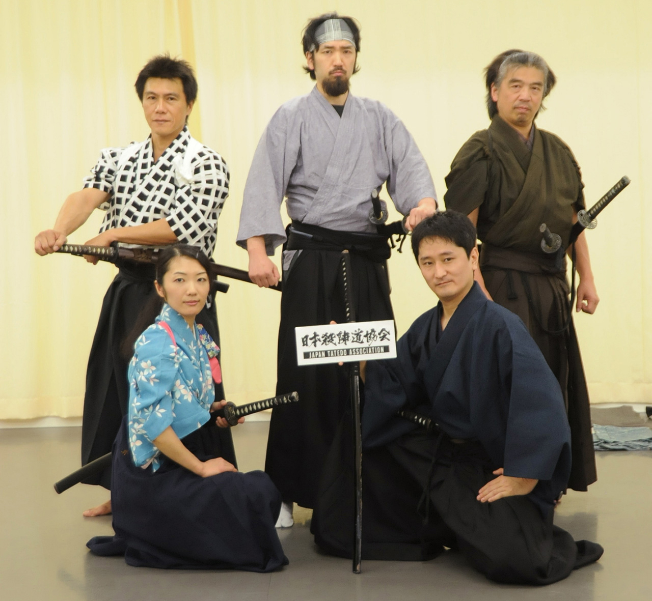 日本殺陣道協会 東京