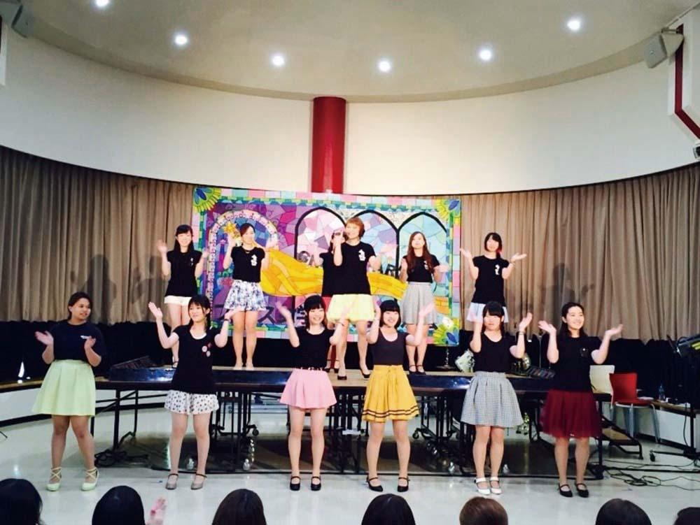フェリス女学院大学ミュージカルサークル Calboo