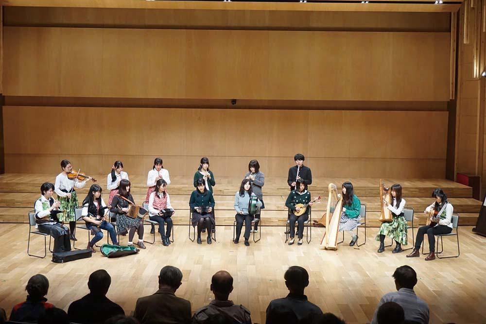 東京藝術大学ケルト音楽研究部 g-celt