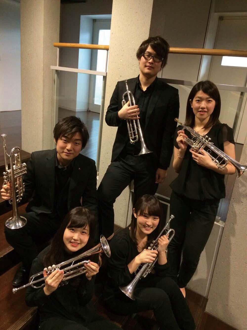 Trumpet ensemble tPod