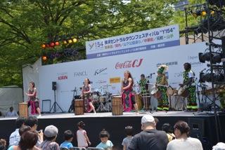 アークシップある日のイベント 人を、街を、音楽でつなぐ市民団体 NPO法人ARCSHIP