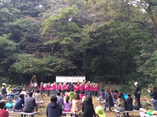 トラスト緑地の音楽会
