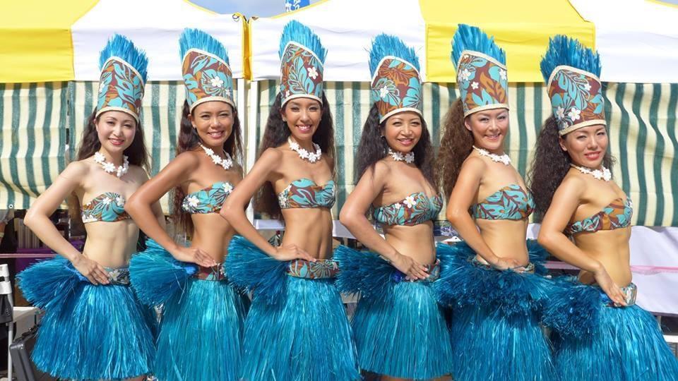 Poe Tiare Tahitian Dance Studio