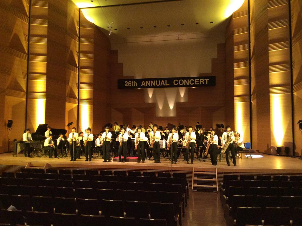山手学院中学校・高等学校 Solid Sounds Jazz Orchesta