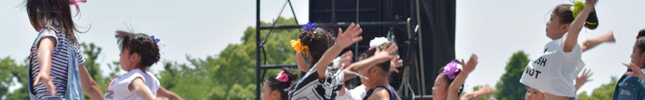"""横浜セントラルタウンフェスティバル""""Y157""""ステージイベント"""