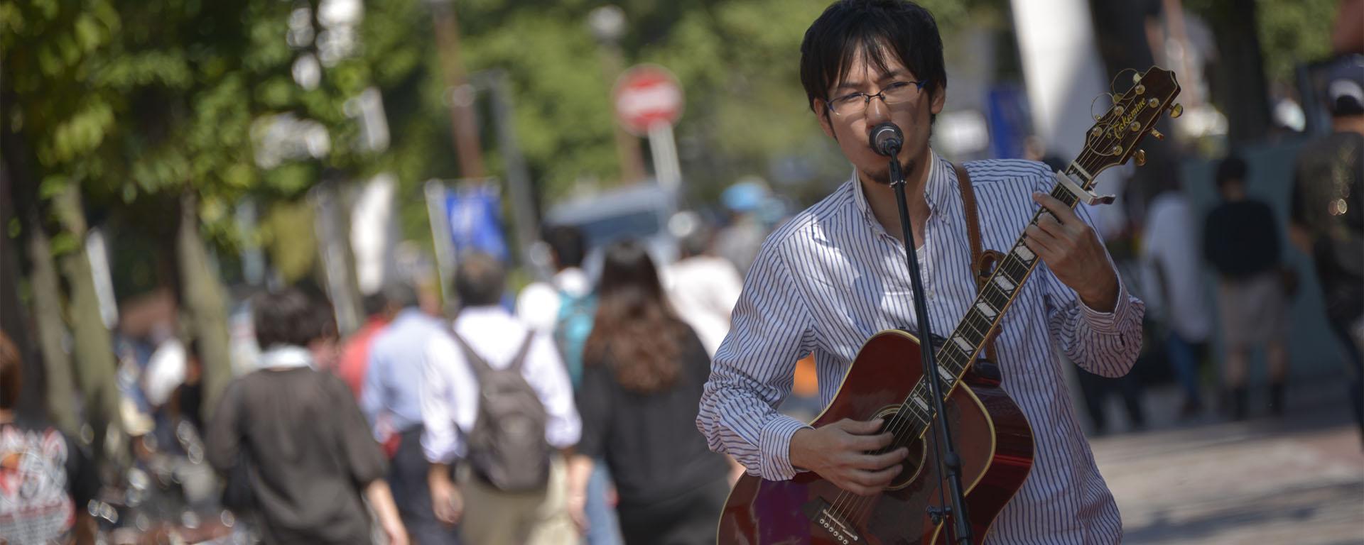 人を、街を、音楽でつなぐ市民団体 NPO法人ARCSHIP