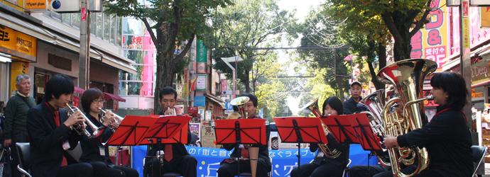 » 横浜音楽空間2013 出演者募集を締め切りました!