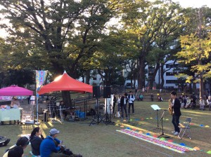 (横浜公園)7.田村哲