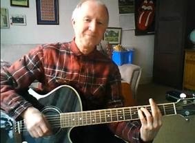 ギターの紳士