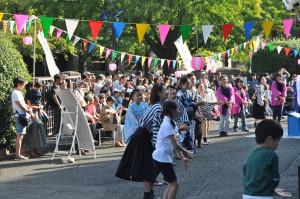 (県庁)ジャズde盆踊り