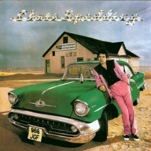 Chris Spedding : Chris Spedding