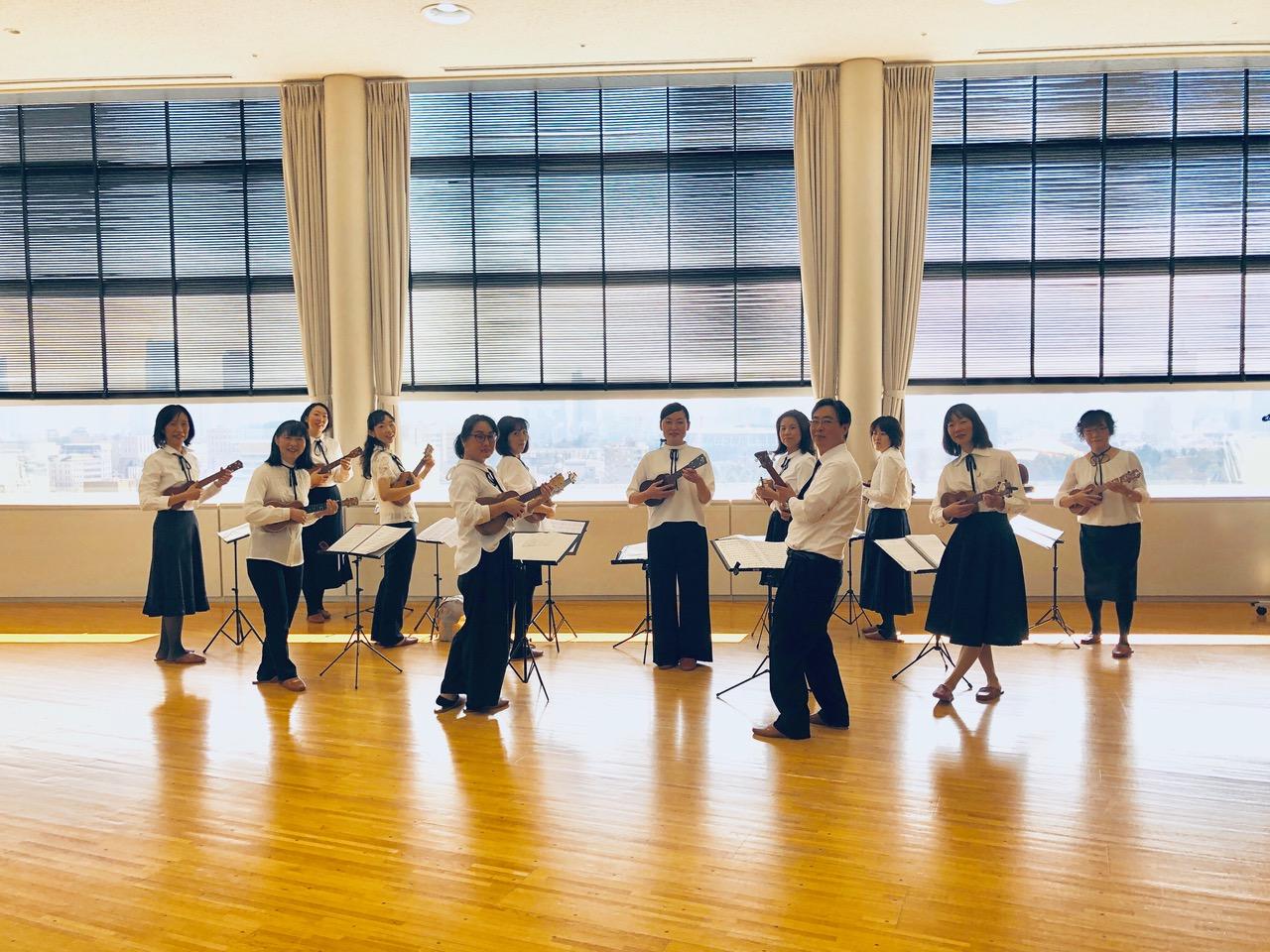 Sweet Strings Ukulele Orchestra Tokyo